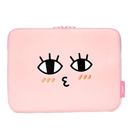 Cute Animal Bags 11.6 13.3 15.4 inch Laptop Bag Notebook Sleeve Case for Laptop 11 12 13 14 15 15.6 inch Laptop Sleeve Bag-Pink_11-inch