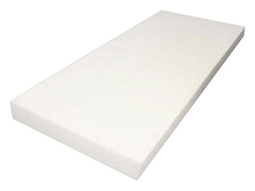 FoamTouch Upholstery Foam Cushion High Density, 3' H x 24' W x 120' L
