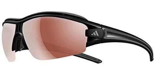 adidas Eyewear Evil Eye Halfrim Pro XS Polarized, Matt Black, Gr. Antifog