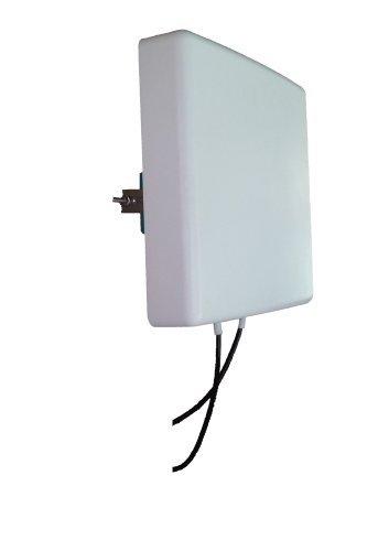 LTE-4G-5G-Antenne MIMO Multiband LowcostMobile 2x30cm kabel LMR200 SMA 700 2600 Mhz passend zu router Huawei B525 B715 Vodafone Telekom Speedport LTE Speedbox LTE O2 FritzBox LTE TP Link Teltonika