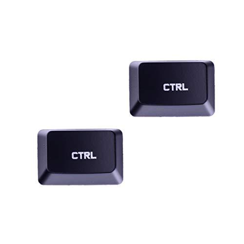 HUYUN -Tastenkappen für Logitech G810/G Pro Tastatur Romer-G (CTRL Keys Two)