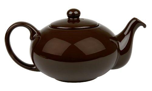 Waechtersbach Fun Factory II Chocolate Teapot, 28-Ounce