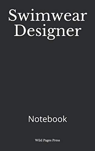Swimwear Designer: Notebook