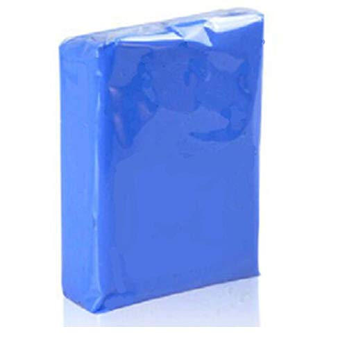 4 Paquetes de 100g de Limpiador Premium de Arcilla con Capacidad de Lavado y Adsorción para Limpiar Automóviles Vehículos Recreativos Barcos y Autobuses,Barra Arcilla, Pasta de Limpieza