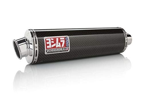 Yoshimura Exhaust RS3 Slip-On Stainless Steel/CF for Yamaha YZF-R6S 03-09