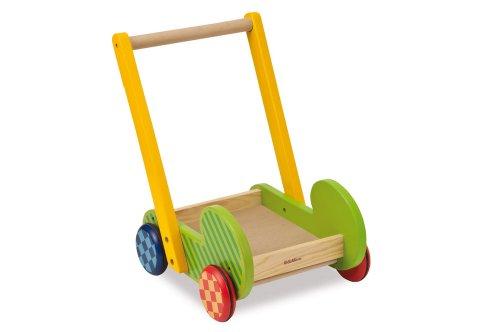 Eichhorn 100002250 - Color Spiel und Lauflernwagen