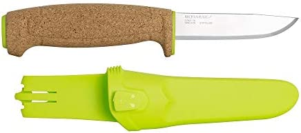 Morakniv Floating Knife Fine Edge Stainless Fixed Blade Green 3 7 product image