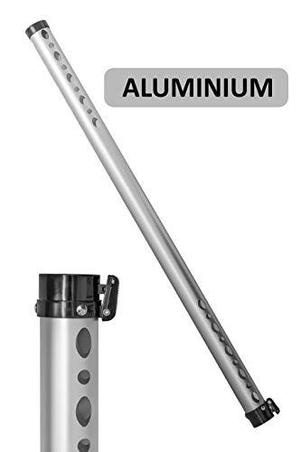 KILLAGOLF Aluminium - Ballsammelröhre für 23 Golfbälle - Clikka Tube | zum einfachen einsammel der Golfbälle auf dem Übungsgrün ohne Sich bücken zu müssen | Orignal Fabrikat