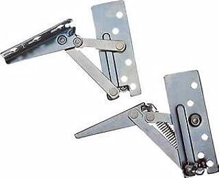 Handles & Ironmongery HANDLEIRON0256 Free P&P - Bisagras para armario de cocina de puerta elevable con amortiguador