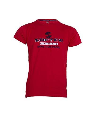 Softee Equipment Spring T-Shirt, Homme XL Blanc