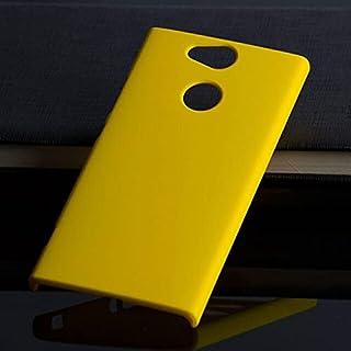 حافظة وأغطية الهاتف - غطاء بلاستيكي كوكي 5.2 لهاتف إكسبيريا Xa2 Xa 2 Dual H4113 H4133 H3113 غطاء خلفي لجهاز Xperia XA2 (أص...