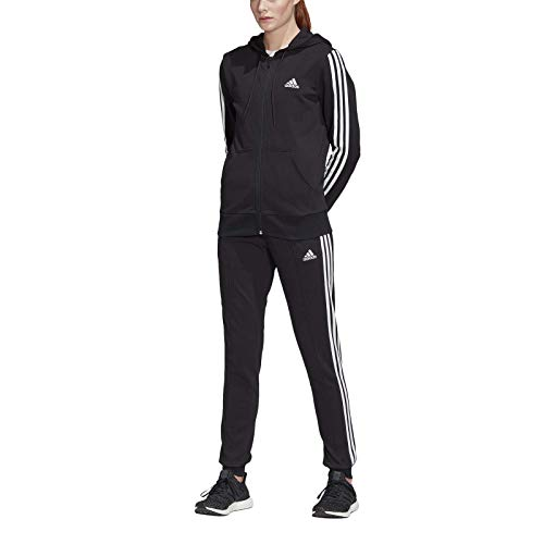 adidas W TS Co Energiz, Tuta Donna, Black/Black, S