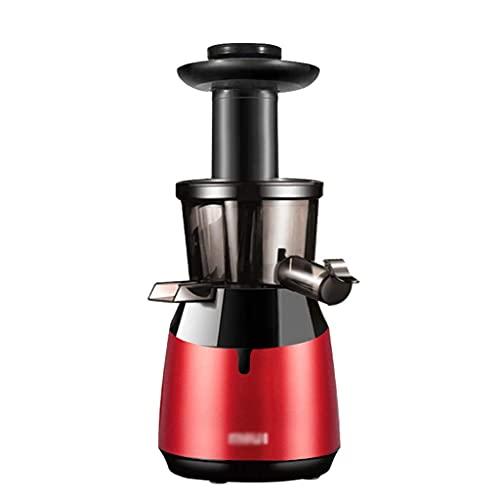 N/Z Exprimidor automático Living Equipment para Uso doméstico, Adecuado para Exprimir Naranjas, Uvas, sandías y Hacer exprimidor de Helados (Color: Champagne, Tamaño: Sin Red de Helado)