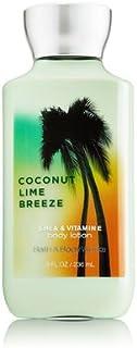 バス&ボディワークス ココナッツライムブリーズ ボディローション Coconut Lime Breeze Body Lotion [並行輸入品]