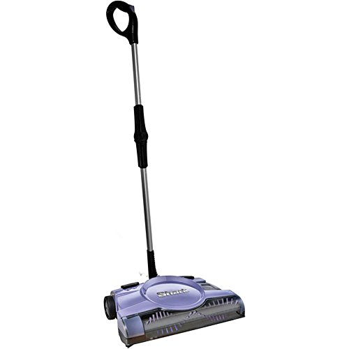 Shark Cordless Rechargeable Floor & Carpet Sweeper, Dual Speed 12' Brush V2945Z