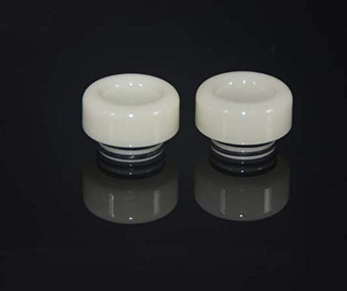GFV Replacement Resin 810 Drip Tip for Mod Machine -2Pcs