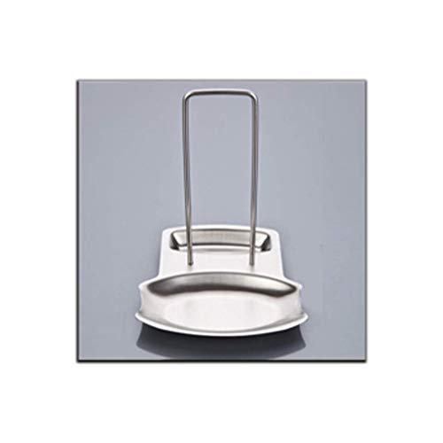 Tokyia Estante de la cocina Lixin 304 acero inoxidable estante del pote del estante de la cocina (Color: Plata, Tamaño: 20 x 15,5 cm) (Color: Plata, Tamaño: 20 x 15,5 cm) Utilizado en sala de estar, o