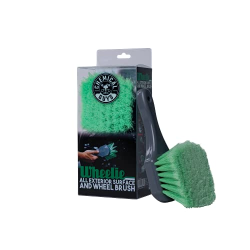 Chemical Guys Wheelie All Exterior Surface and Wheel Brush