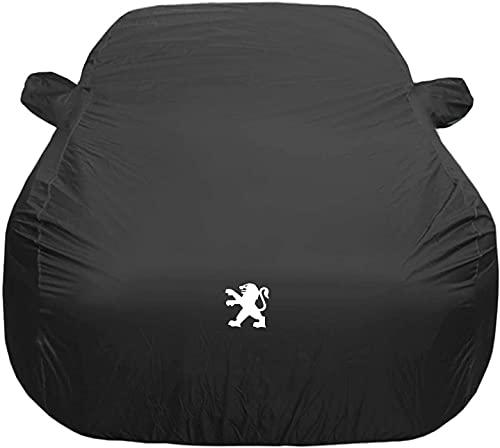 Funda Coche, para Peugeot 407 SW Anti Granizo Lluvia Resistente a la Nieve Protección para Todo Tipo de Clima Funda para co