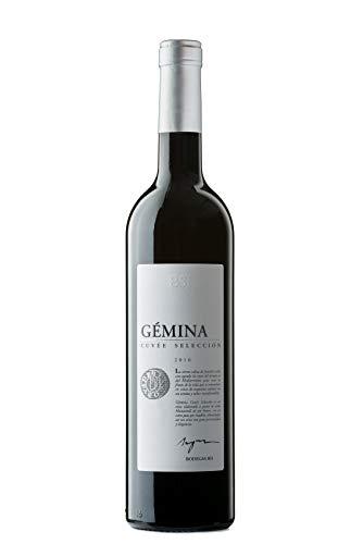 Gémina Cuvée Selección - Vino Tinto Crianza 2016 - Denominación de Origen Jumilla - Botella 75cl