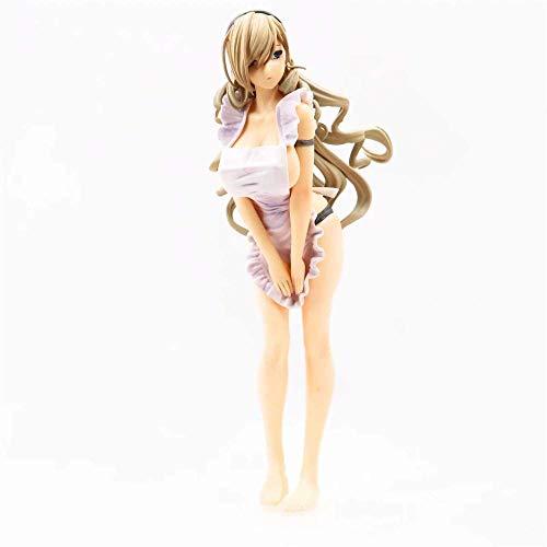 YDZYXY Juguete 1/6 Escala Anime Walküre Romanze Celia Coumans Aintree Delantal Ver Modelo PVC Silla de Estudiante muñeca Brinquedos Coleccionable 25cm GP3