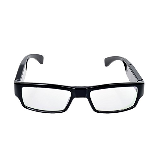 YATEK Gafas espía 720p G-2 con cámara 100% indetectable