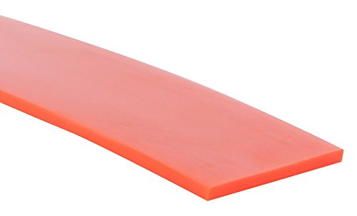 "MJ May 60-2.00-OF-10 2' Wide, Orange, Flat Belting, 10' Length.062"" x 2.00"", 1-Band, 16"" Width, 16"" Length, Polyurethane"