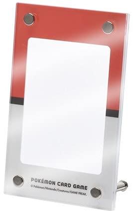 ポケモンカードゲーム ディスプレイフレーム モンスターボール