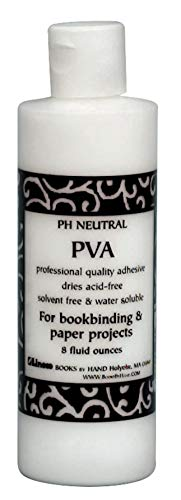 Price comparison product image Books by Hand pH Neutral PVA Adhesive,  8oz (BBHM217)