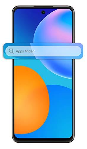 HUAWEI P smart 2021 Dual SIM Smartphone (16,94 cm - 6,67 Zoll, 128 GB interner Speicher, 4 GB RAM, Android 10 AOSP ohne Google Play Store, EMUI 10.1) blush gold + 5 EUR Amazon Gutschein - 2