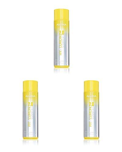 Alcina Hyaluron 2.0 Shampoo 3x250 ml - Die Oase für trockenes Haar!