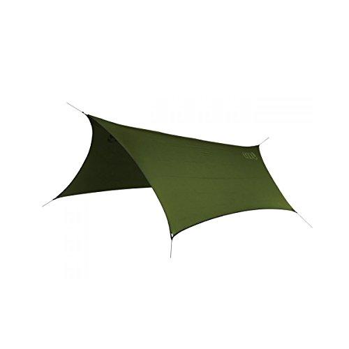 ENO, Eagles Nest Outfitters ProFly XL Rain Tarp, Ultralight Camping Tarp, Charcoal