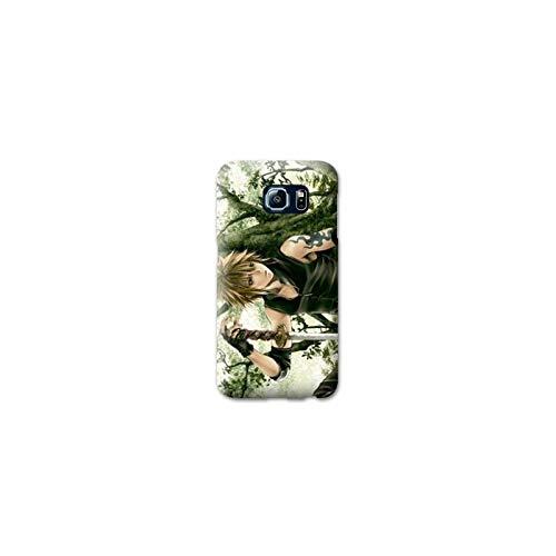 Coque pour Samsung Galaxy S7 Manga - Divers - Bois