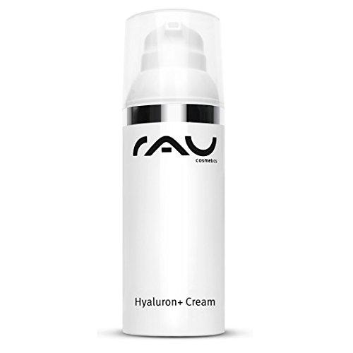 RAU Hyaluron plus Cream (50 ml) - Tagescreme mit UV Schutz und Hyaluronsäure - Anti Aging gegen...