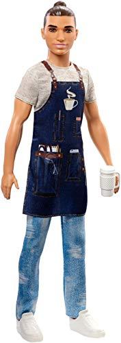 Barbie FXP03 Ken Barista