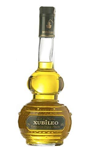 Miniatura Licor Orujo de Hierbas XUBILEO 5cl