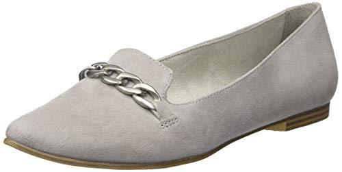 s.Oliver Damen 5-5-24201-22 210 Slipper, Grau (Lt Grey 210), 37 EU