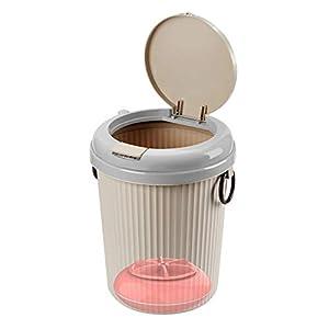 Draulic Mini Turbo Washing Machine, Household Portable Underwear and Underwear Cleaner, Mini Table Barrel Washing Machine 8 Liters