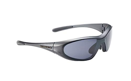 Swiss Eye Sportbrille Concept M, Matt Gun Metal, One Size, 12017