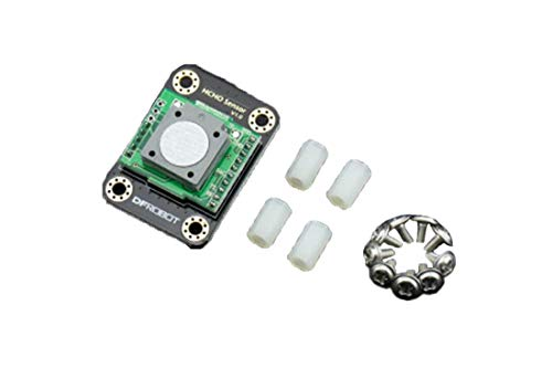 DFRobot - Gravity: Formaldehyd (HCHO) Sensor, 0,01ppm Auflösung (Arduino & Raspberry Pi kompatibel) 3,3-6V