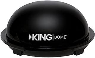 King Controls KD3000-B King-Dome in-Motion Roof Mount Satellite Antenna - Black