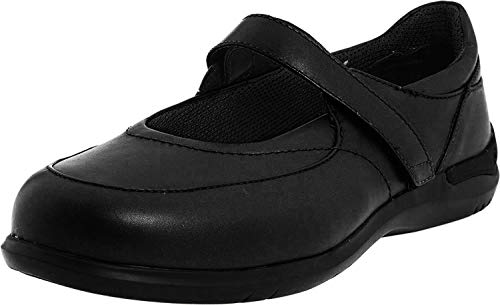 Aravon Women's Farah Mary Jane,Black,10.5 W US