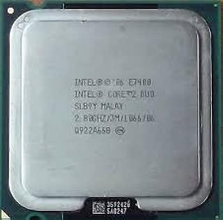 Intel Core 2 Duo E7400 CPU Processor- SLB9Y