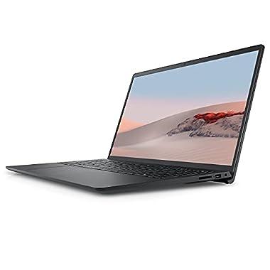 Dell Inspiron 15 3000 Business and Student Laptop (2021 Latest Model), 15.6″ HD Display, Intel N4020 Dual-Core Processor, 16GB RAM, 256GB SSD, Webcam, HDMI, Bluetooth, Wi-Fi, Black, Windows 10