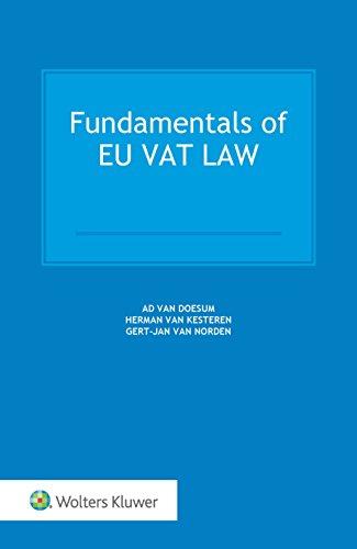 Download Fundamentals of EU VAT Law 9041170162