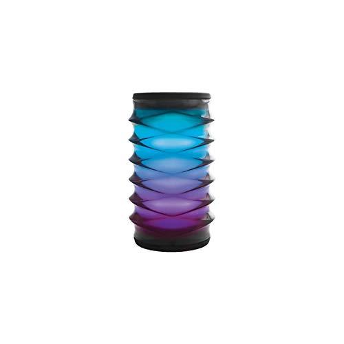 iHome iBT76 Kabelloser Bluetooth Lautsprecher mit Freisprechfunktion und Farbwechsel Modus