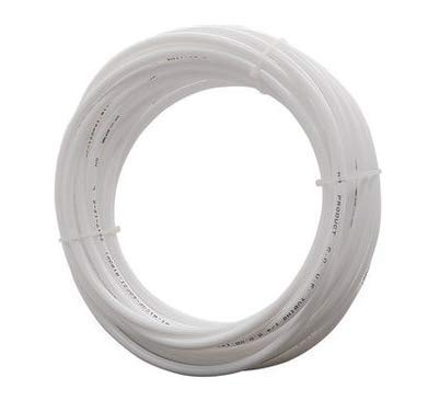 BESLIME Tuyau Réfrigérateur - Tuyau d'alimentation en eau 20 m + kit de connecteur pour réfrigérateur double de style européen (tuyau de 6,35 mm)