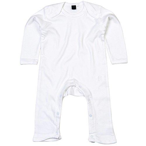 Babybugz - Body de Manga Larga Unisex para bebé
