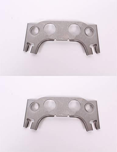 Kawasaki 2 Pack 13070-7001 Push Rod Guide Plate for FH381V FH451V FH541V FH580V