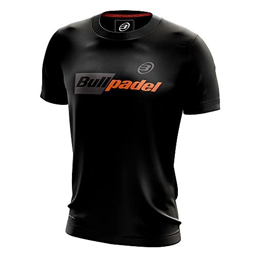 T-Shirt Bullpadel/ODP 2 Black (L)